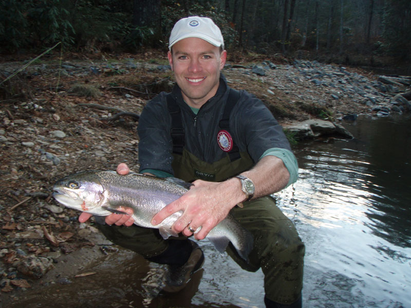 Casters fly shop fly fishing lessons and instruction for Fly fishing classes