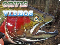 Orvis Videos Tabbed Menu